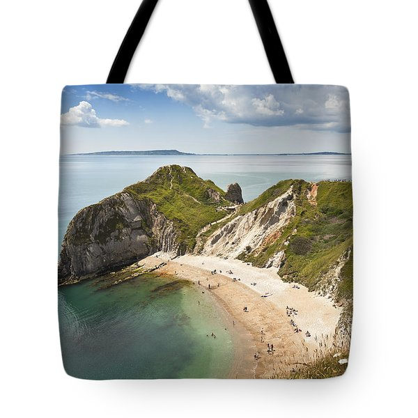 Dorset Coast Tote Bag