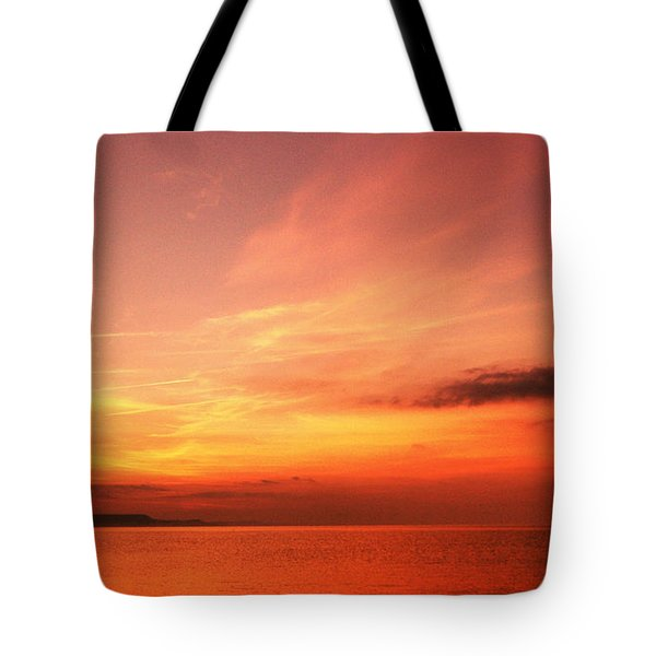 Tote Bag featuring the photograph Dorset Delight by Baggieoldboy