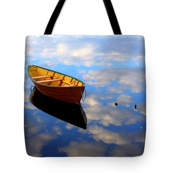 Dory In The Clouds Tote Bag