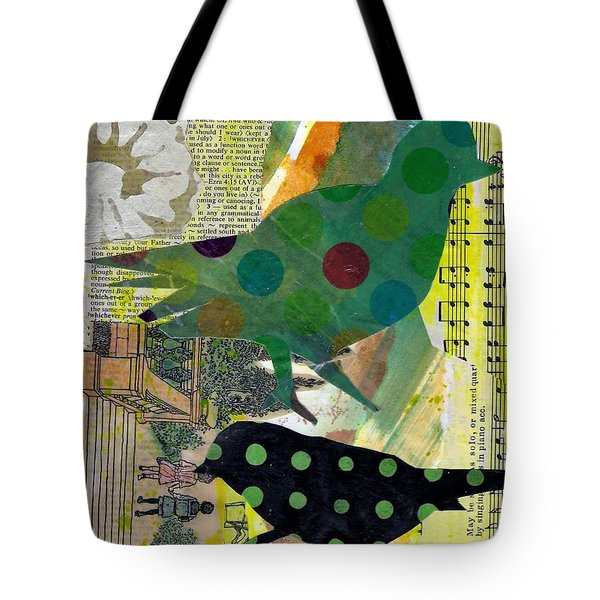 Dotty About You Tote Bag