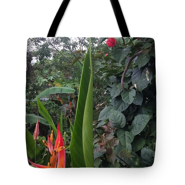 Tote Bag featuring the photograph Double Beauty by Cindy Charles Ouellette