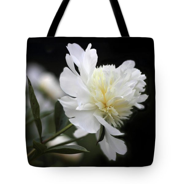 Double Delight Peony Tote Bag