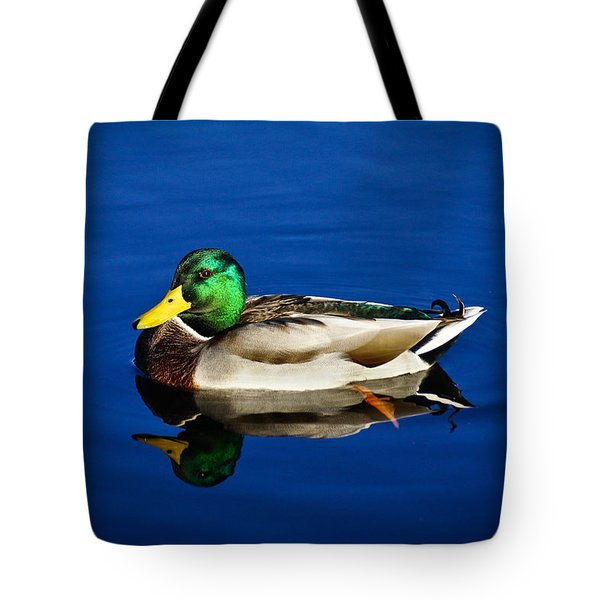 Double Duck Tote Bag