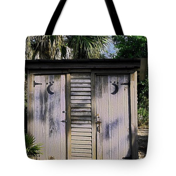Double Duty Tote Bag by Sally Weigand