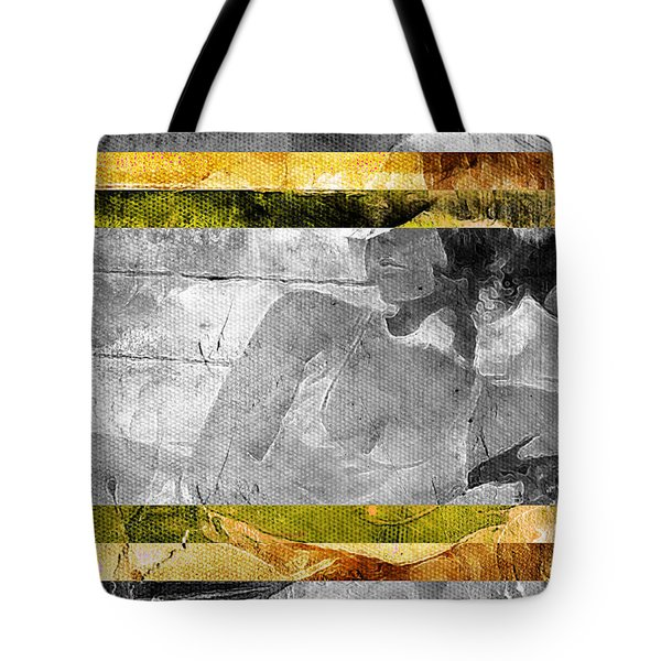 Double Framed Portrait Tote Bag