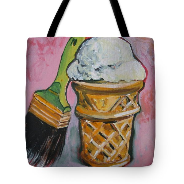 Double Icon Tote Bag