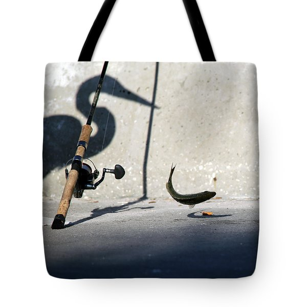 Double Jeapardy Tote Bag by Lamarre Labadie