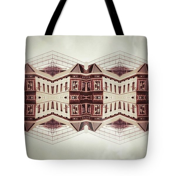 Double Side Tote Bag