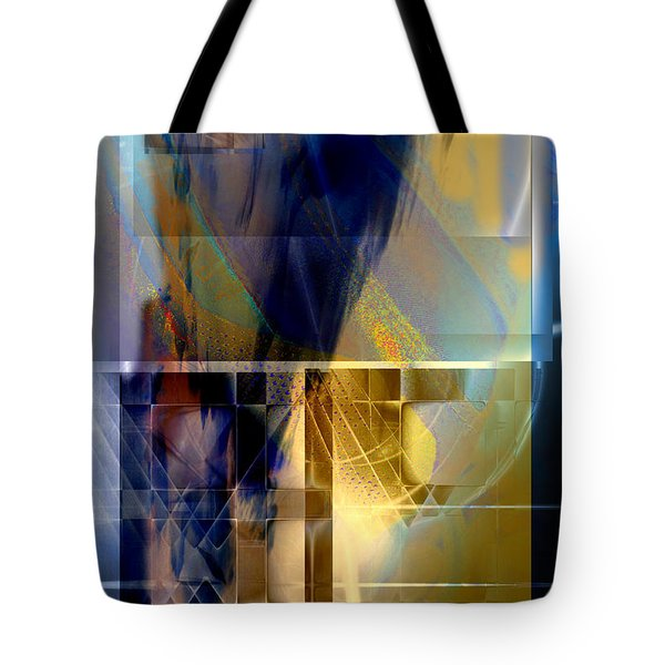 Double Structure Tote Bag