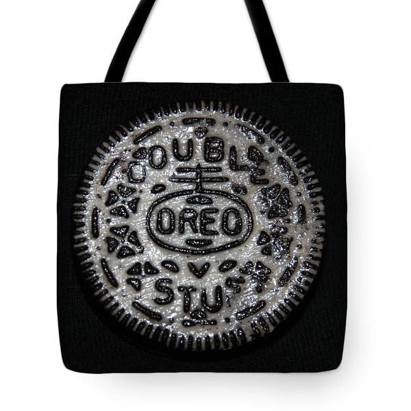 Double Stuff Oreo Tote Bag by Rob Hans
