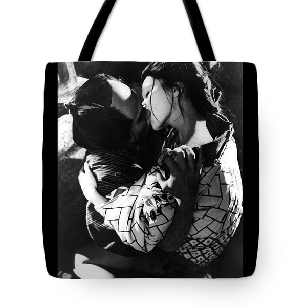 Double Suicide Tote Bag