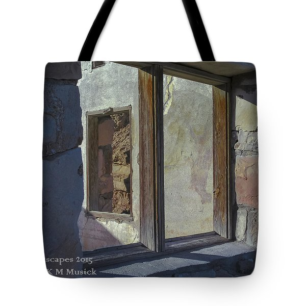 Double Take Tote Bag by Karen Musick