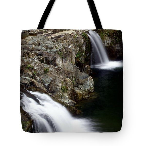 Double Twin Tote Bag by Marty Koch