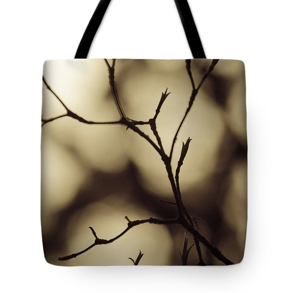 Tote Bag featuring the photograph Double Vision by Tom Vaughan