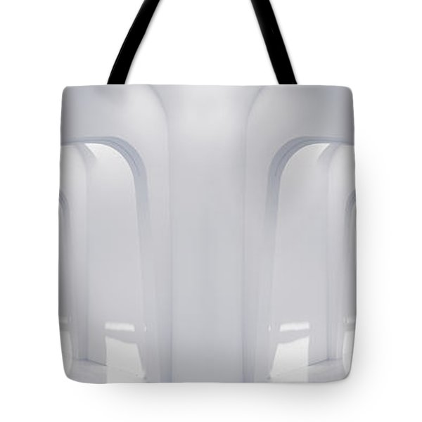 Doubled Arches Tote Bag