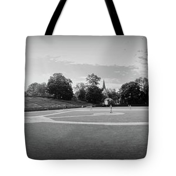 Doubleday Field Tote Bag