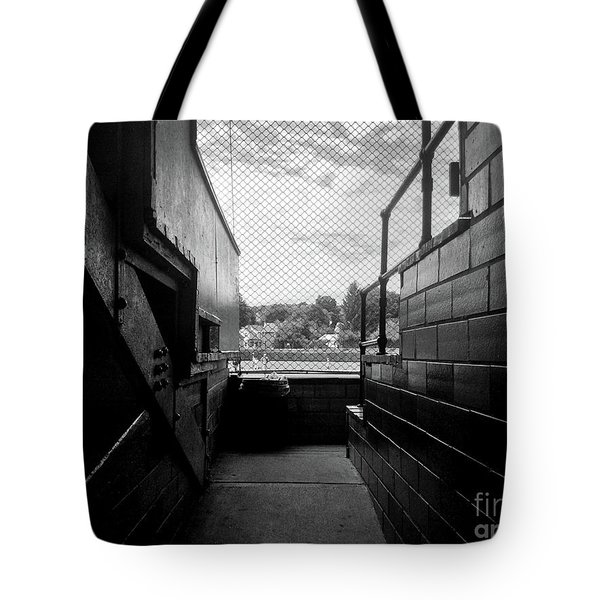 Doubleday Field Walk Up Tote Bag