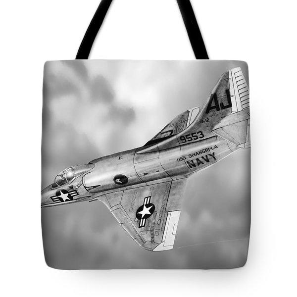 Douglas A-4c Skyhawk Tote Bag