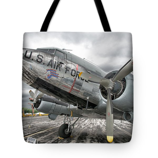 Douglas C-47 Skytrain Tote Bag