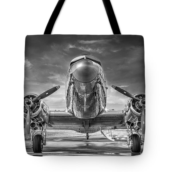 Douglas Dc3 Tote Bag
