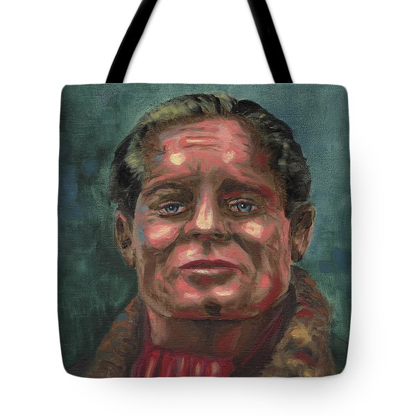 Douglass Bader Tote Bag