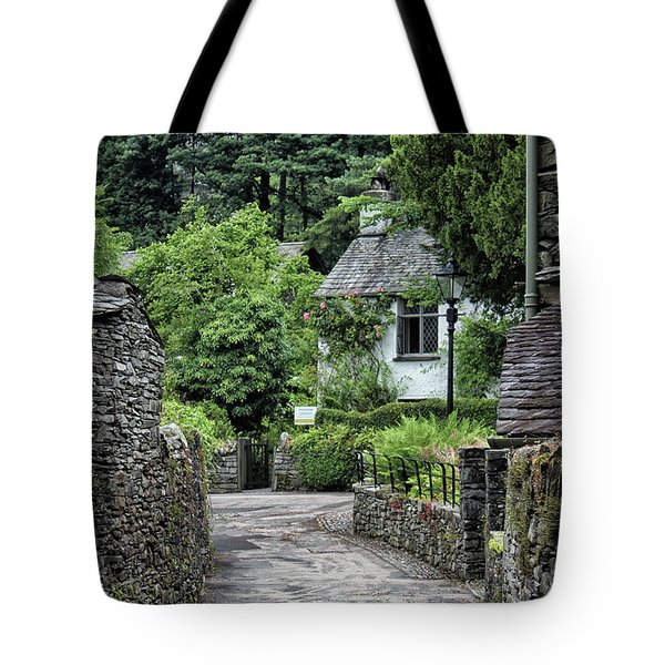 Dove Cottage Tote Bag