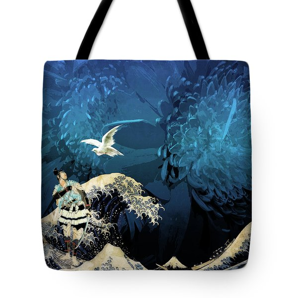 Dove Vision Tote Bag