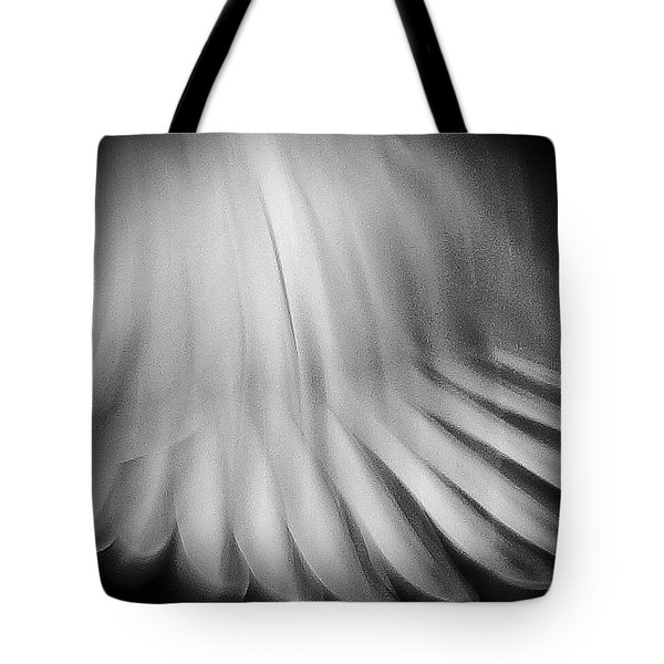 Dove Wings In Flight Tote Bag