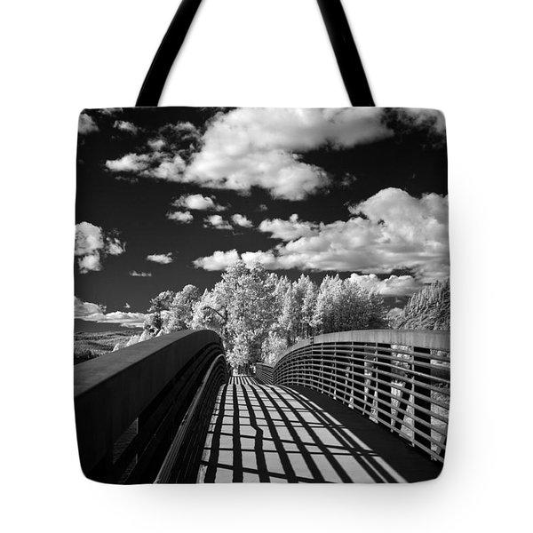 Dover Slough Bridge 1 Tote Bag