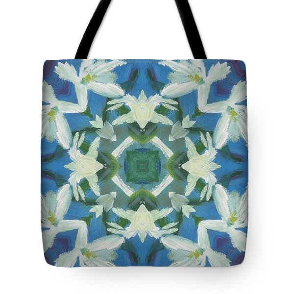 Doves Of Peace Tote Bag