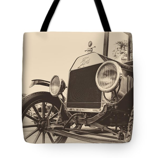 Tote Bag featuring the photograph Down A Dusty Road by Caitlyn  Grasso
