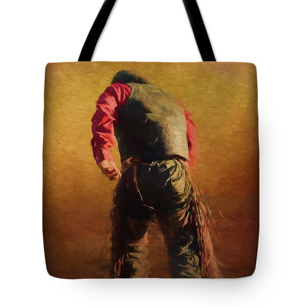 Down But Not Out Tote Bag by Jim  Hatch
