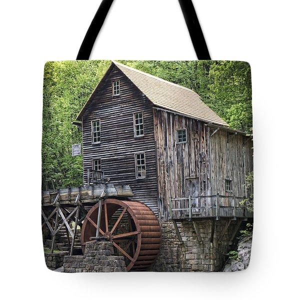 Natures Milling Machine Tote Bag