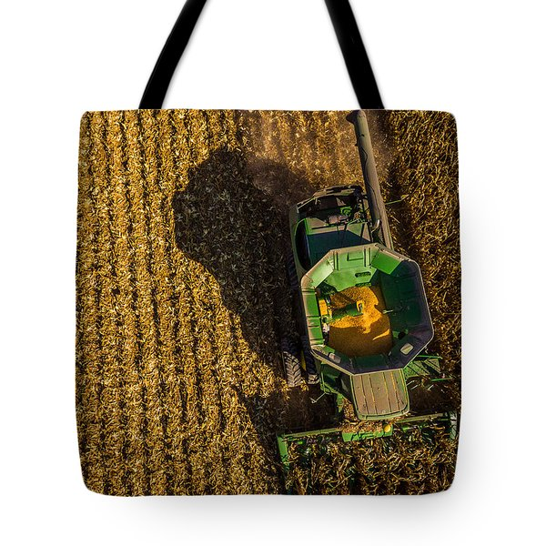 Down On The Combine Tote Bag