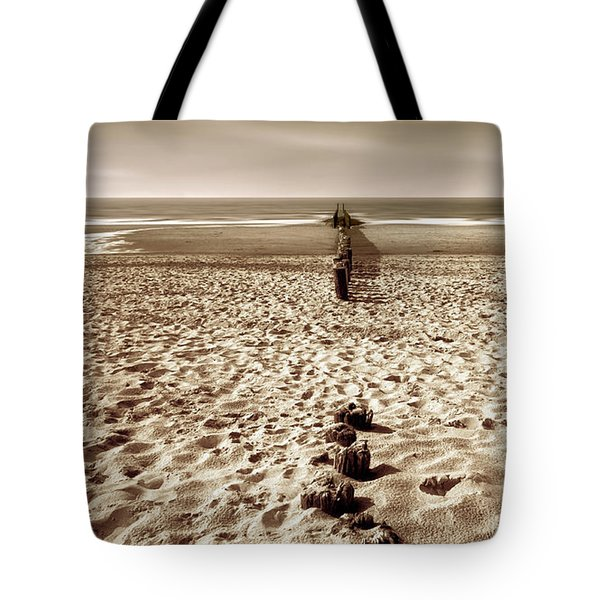 Down The Shore Tote Bag