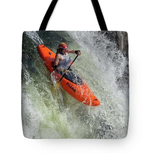Down The Spout Tote Bag