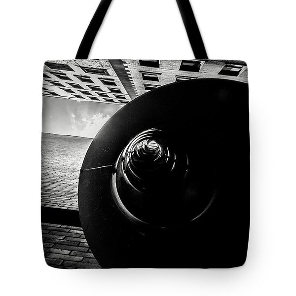 Down Up  Tote Bag