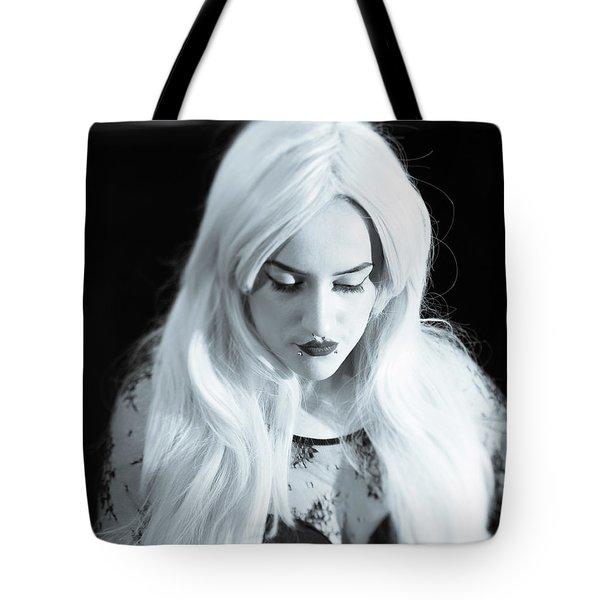 Downcast Tote Bag
