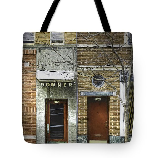 Downer Tote Bag
