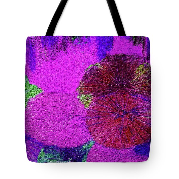 Downpour 4 Tote Bag by Bruce Iorio