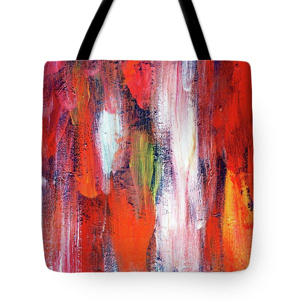 Downpour Of Joy Tote Bag