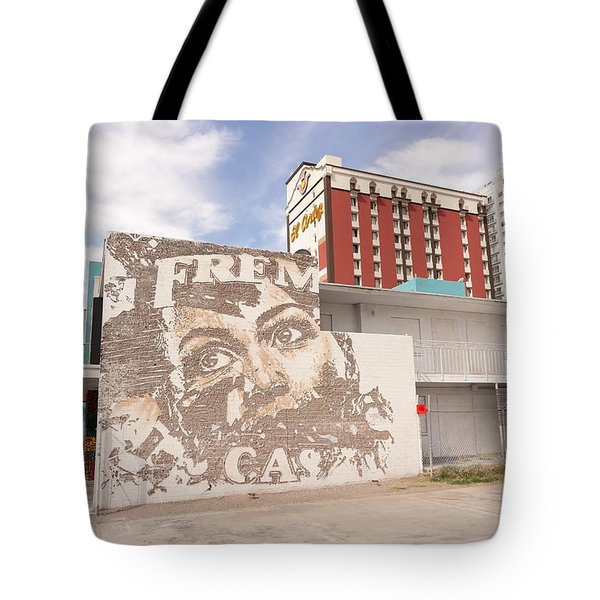 Downtown After Tote Bag
