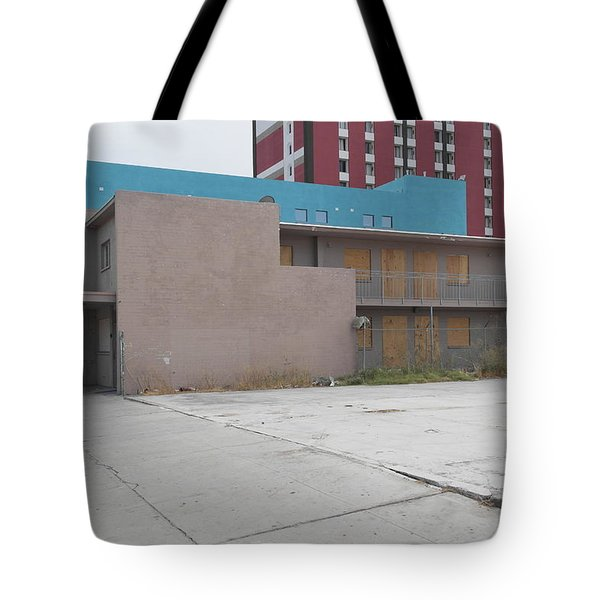 Downtown Before Tote Bag