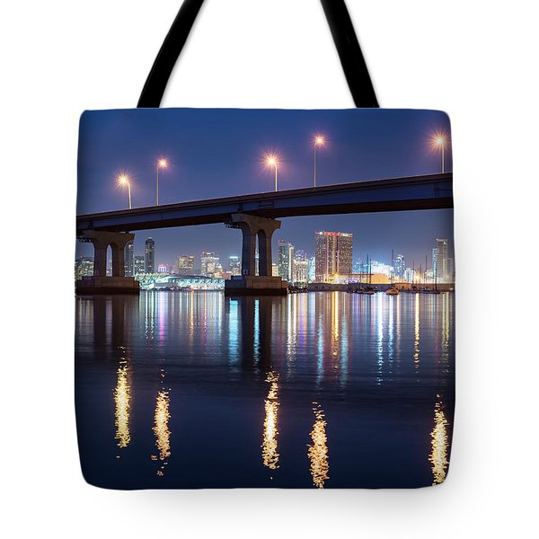 Downtown Tote Bag