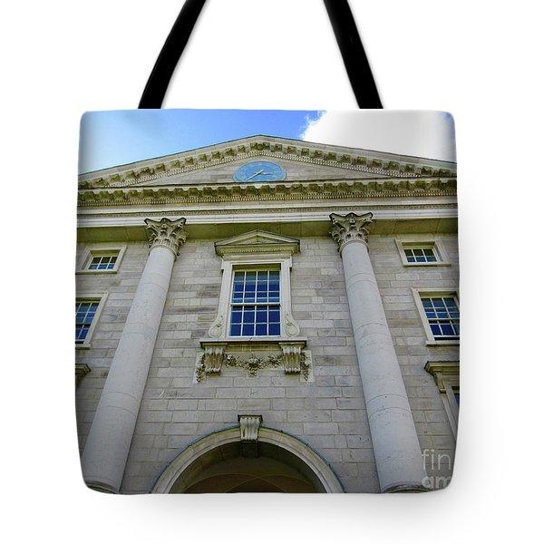 Downtown Dublin 5 Tote Bag