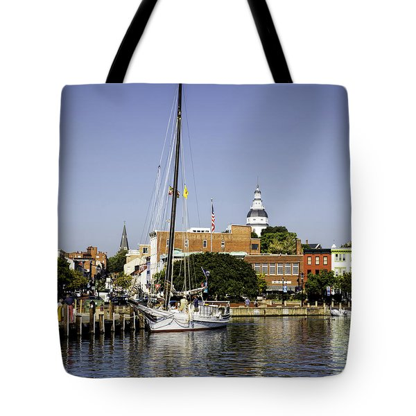 Downtown II Tote Bag