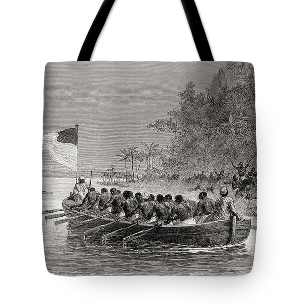 Dr. David Livingstone In The First Tote Bag