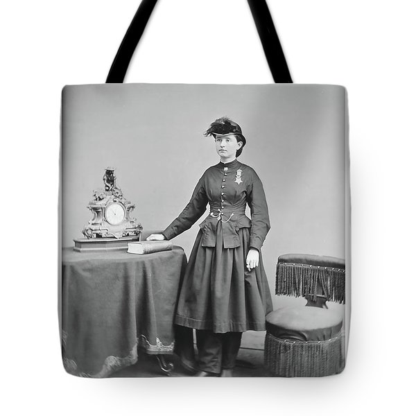 Dr. Mary Walker Tote Bag