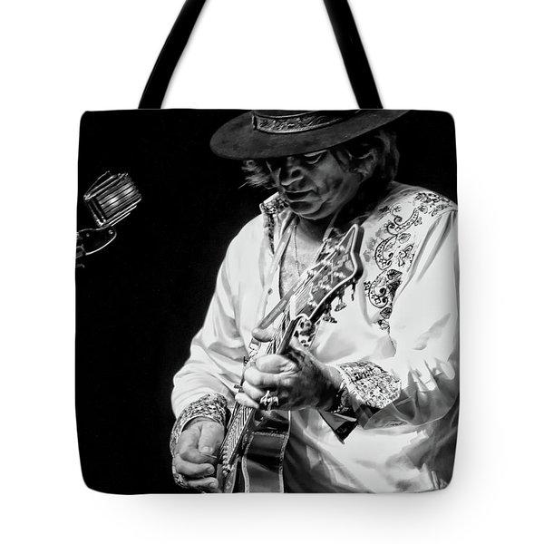 Dr. Phil Bw Tote Bag by John Loreaux