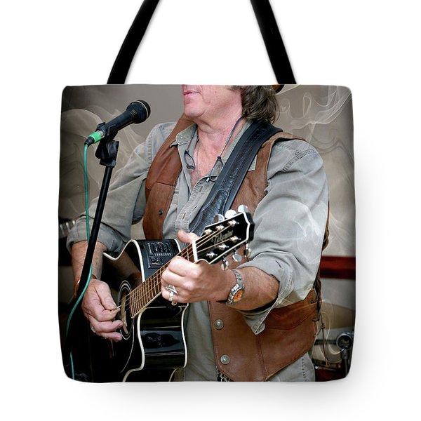 Dr. Phil Tote Bag by John Loreaux